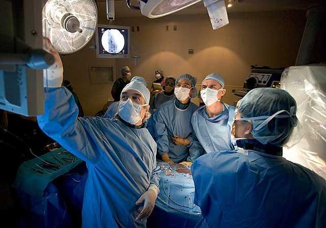 Cardiovascular Surgery Operation